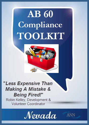 Nevada Revised Statutes >> AB 60 2014 Toolkit Now Available! - Alliance for Nevada ...