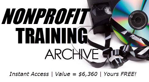 nonprofit-traininig-archive